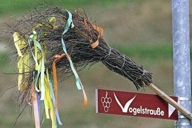 Die Vogelstrauße in Vogtsburg: Gemütlichkeit braucht keine Trends
