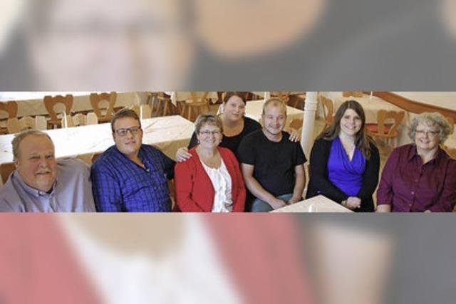 Dinkelberger Hof: Eine neue Aufgabe für die ganze Familie
