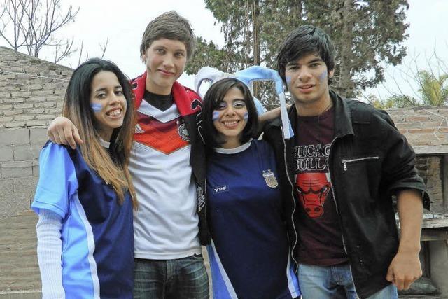 Freiwilligendienst in einem Internat in Argentinien