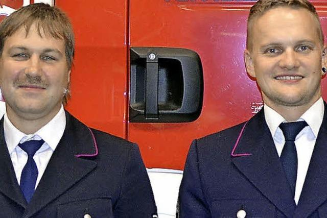 Dirk Kunle neuer Kommandant Freiwilligen Feuerwehr in Zähringen
