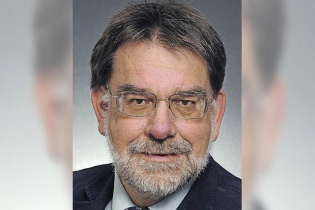 Stefan Grüter (CDU): Kenner des Sozialen