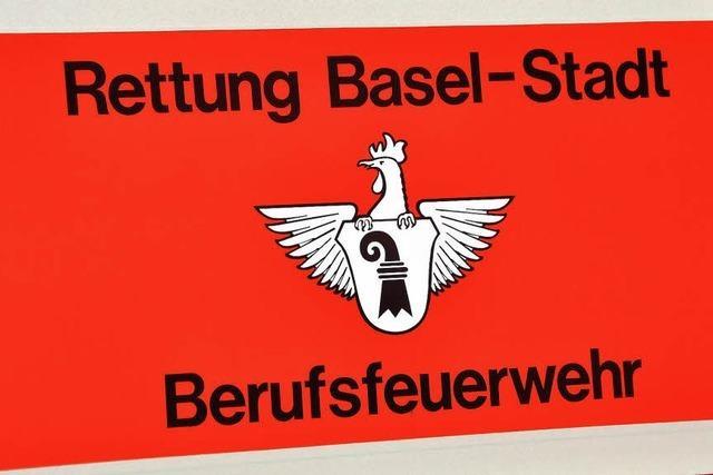 Arbeitskonflikt bei der Basler Berufsfeuerwehr