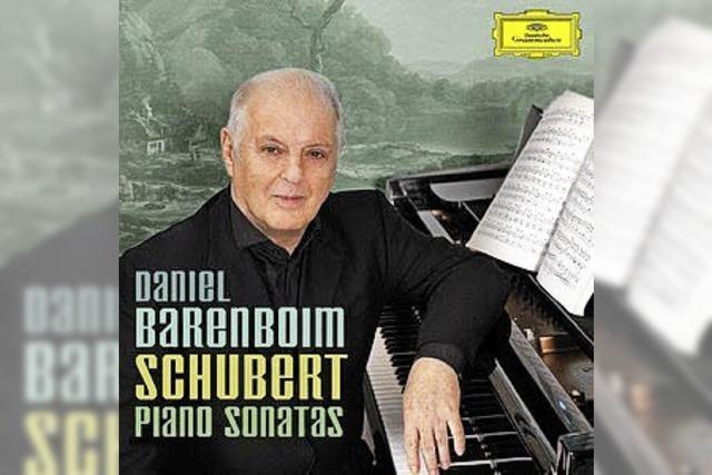 CD: KLAVIER: Schubert – vorsichtig