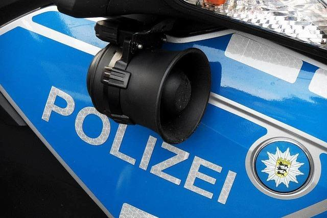 Verkehrsunfall in Freiburg – Polizei sucht Zeugen
