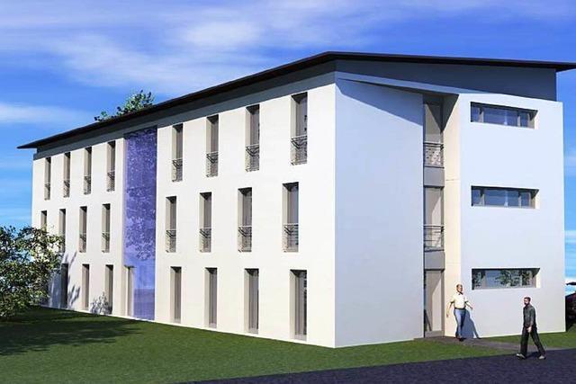 Neues Gebäude für 54 Flüchtlinge in Herbolzheim