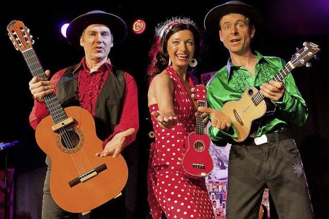 Claudia Schill und das Duett Complett in Kleinkems
