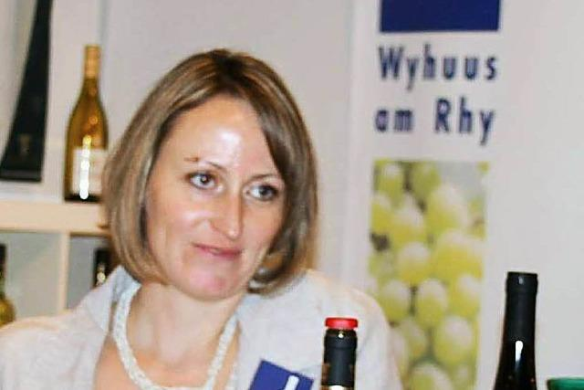 Bezirkskellerei bei der Basler Weinmesse