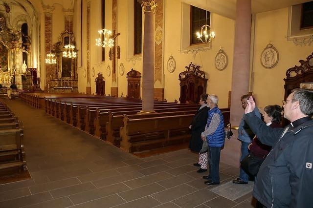Eine besondere Kirchenführung