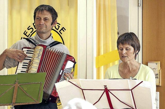 Die Erwachsenen der Jugendmusikschule