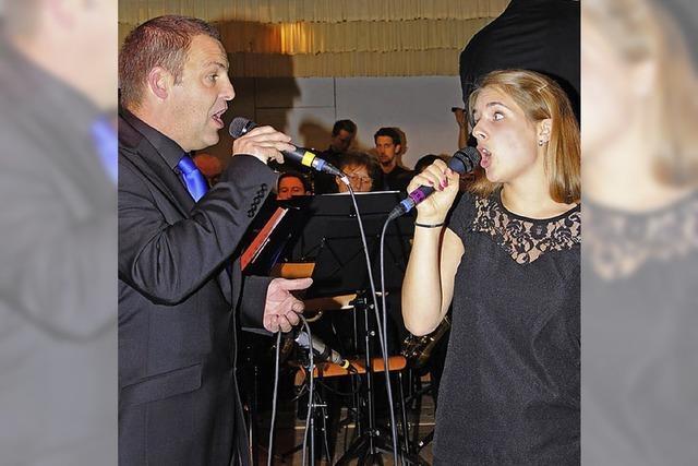 Singende Gäste, swingende Gastgeber