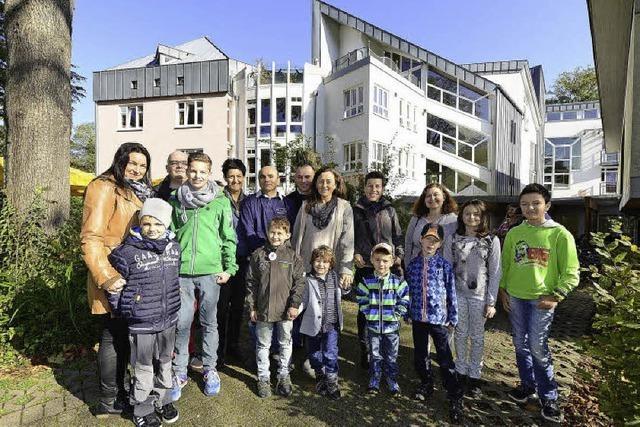 Förderverein für krebskranke Kinder hat ehemalige Patienten eingeladen