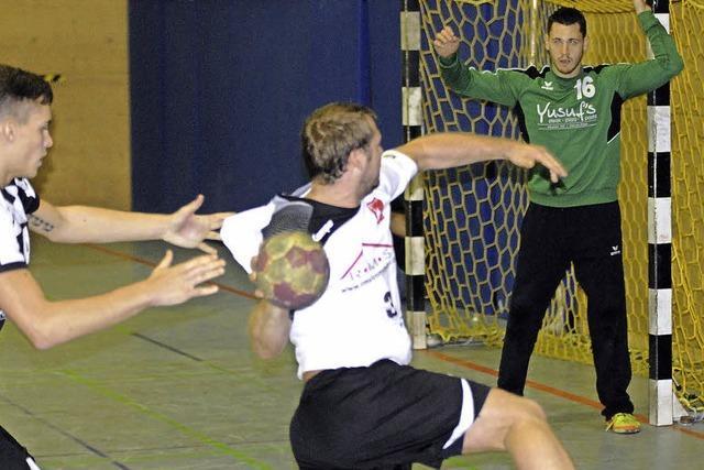 Große Kulisse beim Handball-Derby