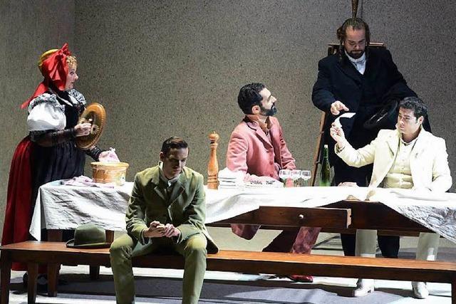 Pietro Mascagnis Oper