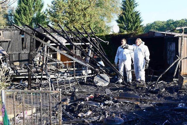 Nach Explosion auf Campingplatz: Ursache weiter unklar
