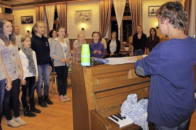 Let's Fetz Chor feiert kleines Jubiläum