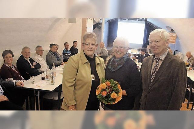 Klaus Keller wird wiedergewählt