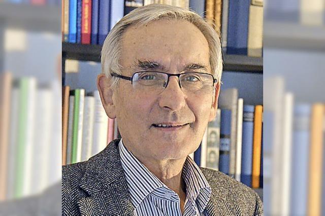Uwe Gerber: Extremismus findet sich in allen Kulturen