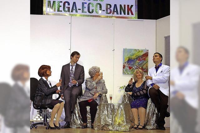 Oma Grieße weiß Weg aus der Krise