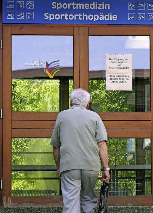 Nicht nur Doping – nun gibt es a...fe gegen die Freiburger Sportmedizin.   | Foto: dpa