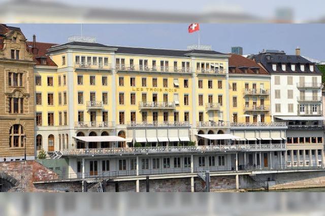 Käufer für Basler Grandhotel Les Trois Rois in Sicht