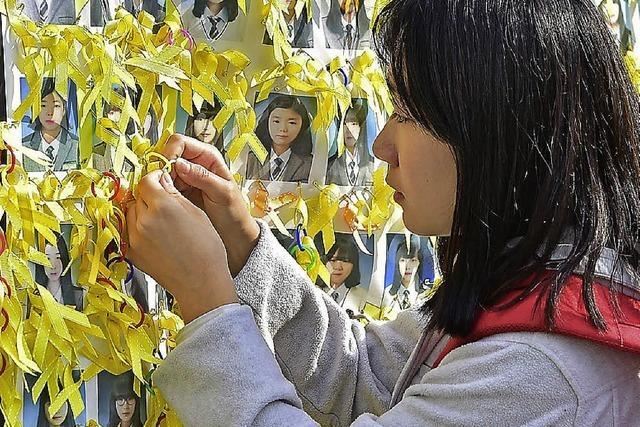 Todesstrafe für Sewol-Kapitän in Südkorea gefordert