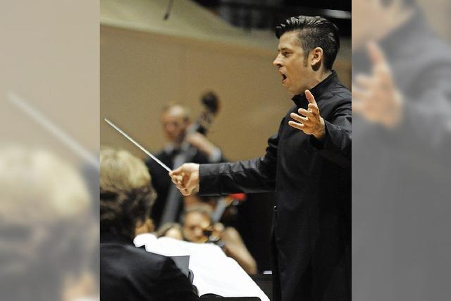 Orso philharmonic in Freiburg