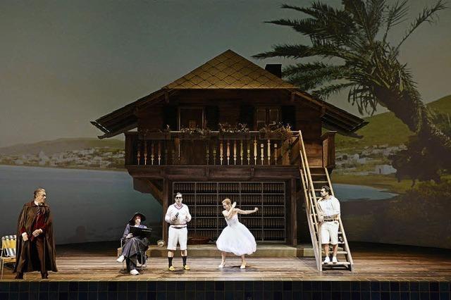 In Basel wird Donizettis komische Oper