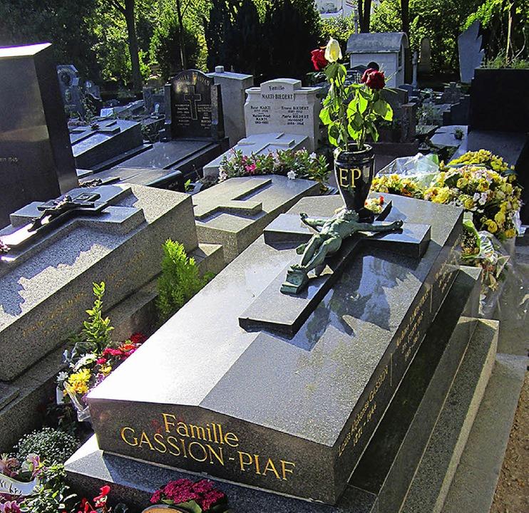 Friedhof Père Lachaise, Paris  | Foto: Markus Boetzer