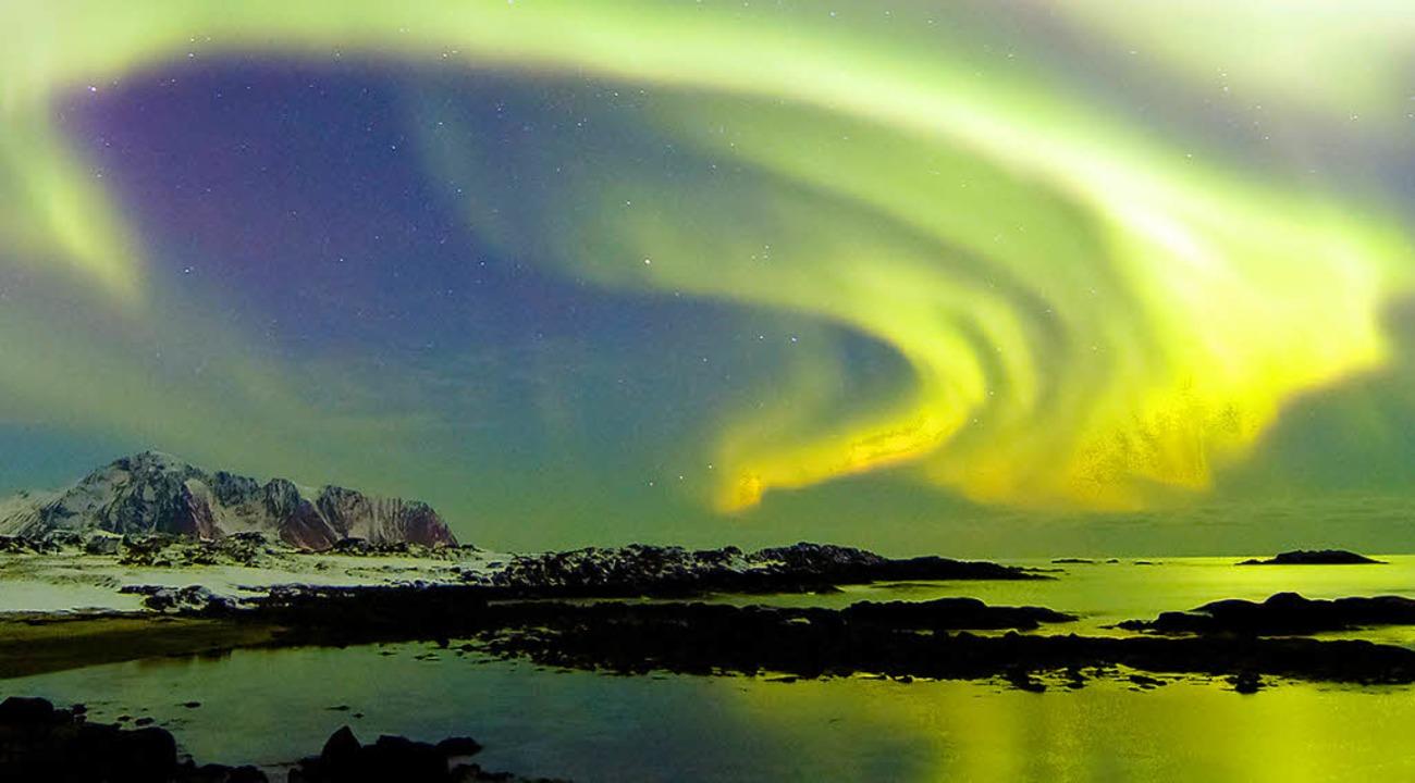 Im Zauber des Nordlichts: Fotoreportage  Norwegen  | Foto: gereon roemer
