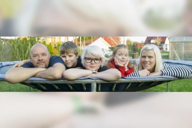 Familien in Südbaden