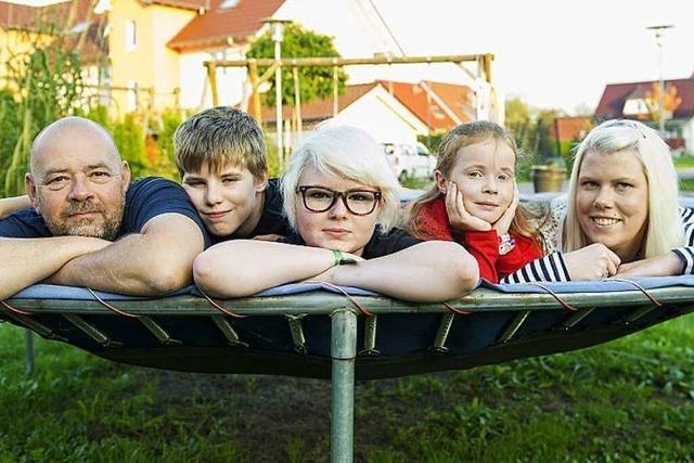 Patchworkfamilie: Viele Namen – eine Familie