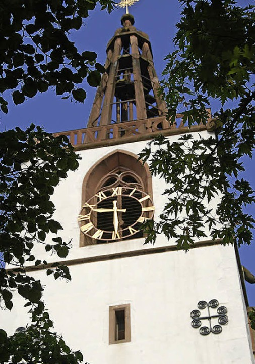 Auch in der Georgskirche gibt's am Freitag Programm.     Foto: Frank Kiefer
