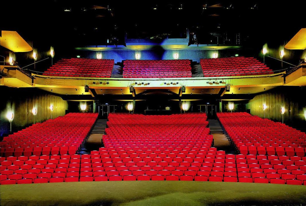Um das Musical-Theater klassiktauglich... sind akustische Eingriffe notwendig.   | Foto: MCH Messe Schweiz
