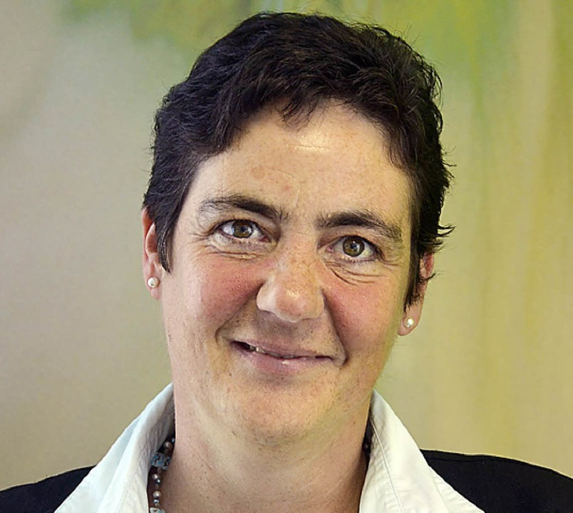 Karin Christen, Wohnbau  | Foto: Sabine Ehrentreich