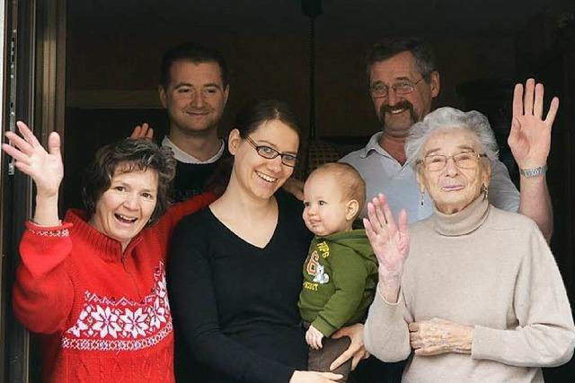 Großfamilie, Familienbetrieb und ein Schuss WG