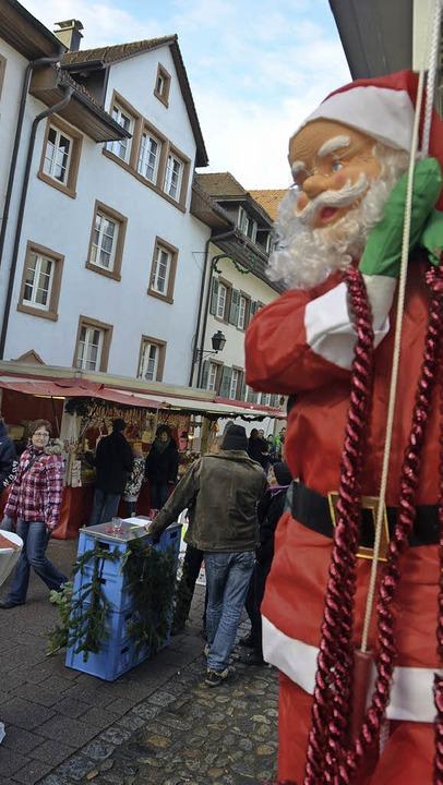Schöne Aussicht: Auch in diesem Winter...r einen zweitägigen  Weihnachtsmarkt.     Foto: hönig