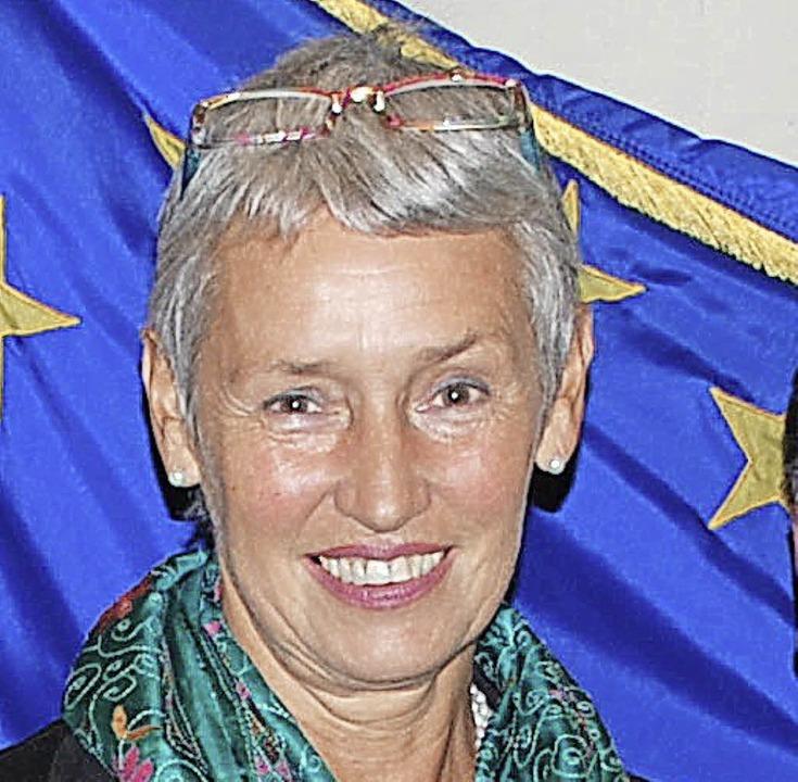 Dagmar Fük-Baumann  | Foto: Thomas Loisl Mink