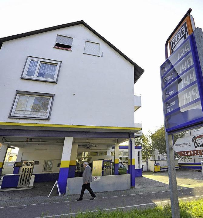 Teure Panne: An der Tanke gab's  Diesel statt Benzin.  | Foto: M.Bamberger