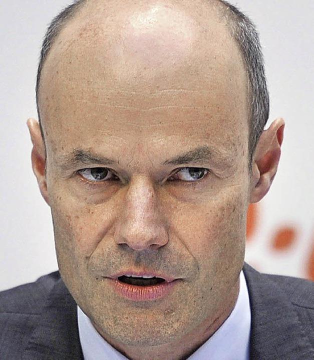 Neuer Finanzvorstand bei der Deutschen...: Ex-Goldman-Sachs-Mann Marcus Schenck  | Foto: DPA