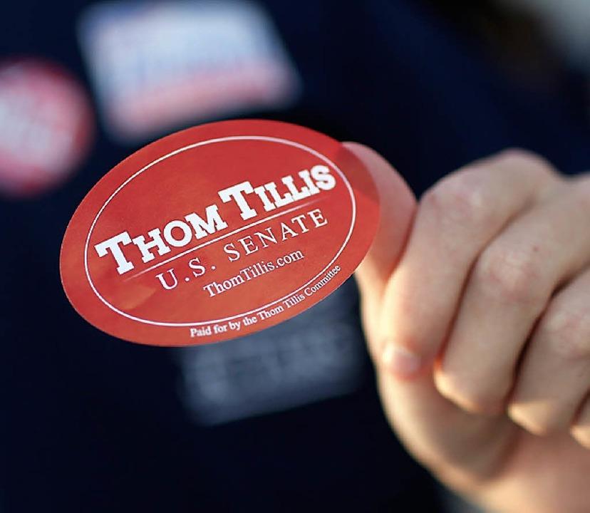Wahlkampf in North Carolina   | Foto: AFP