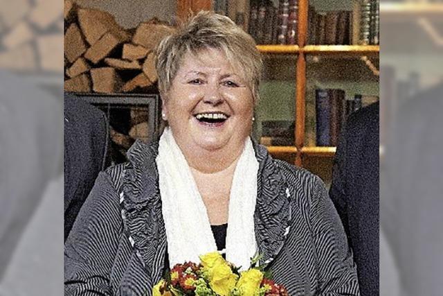 Rita Link 50 Jahre bei Edeka