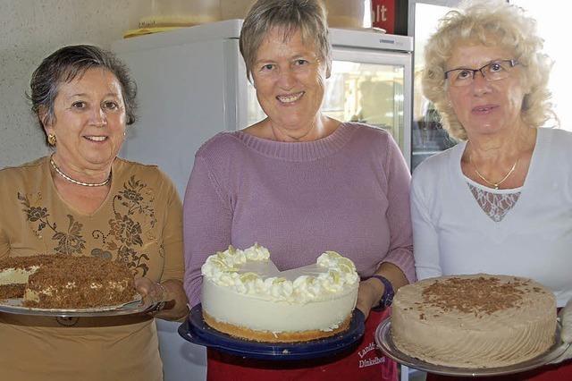 Dinkelberger Landfrauen: Mehr als nur perfekte Kuchen