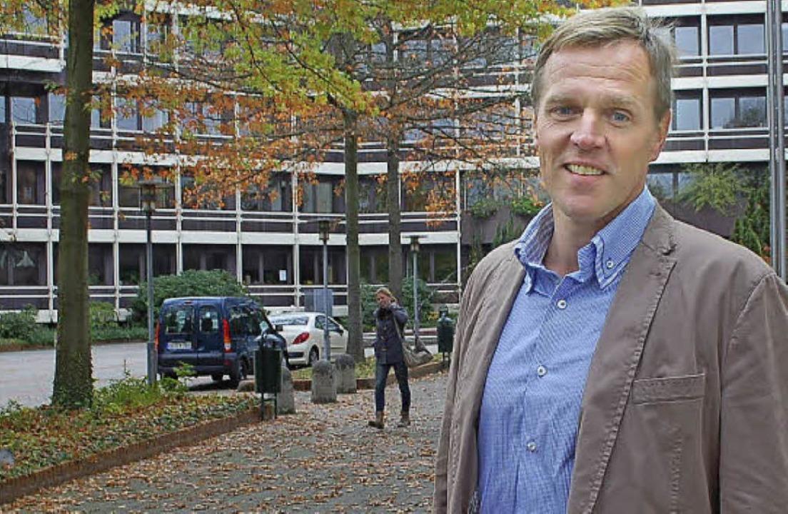 Neuerdings wieder Landratsämtler: der bisherige Bundestrainer Martin Heuberger   | Foto: röderer/heuberger