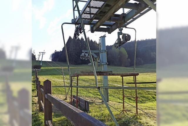 Skilifte in Herrischried: Vorbereitungen in der Endphase