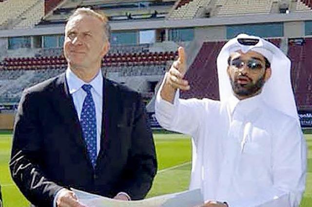 Europas Topklubs für Vorverlegung der WM in Katar