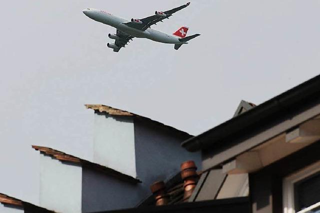 Fluglärmstreit: Hermann sieht Bund in der Pflicht