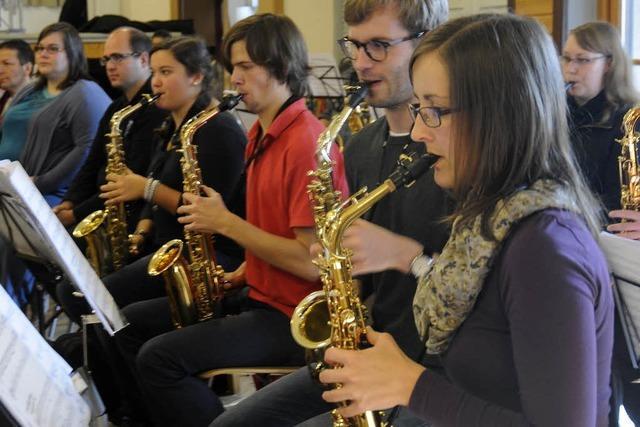 Sinfonisches Verbandsjugendorchester Ortenau in Friesenheim