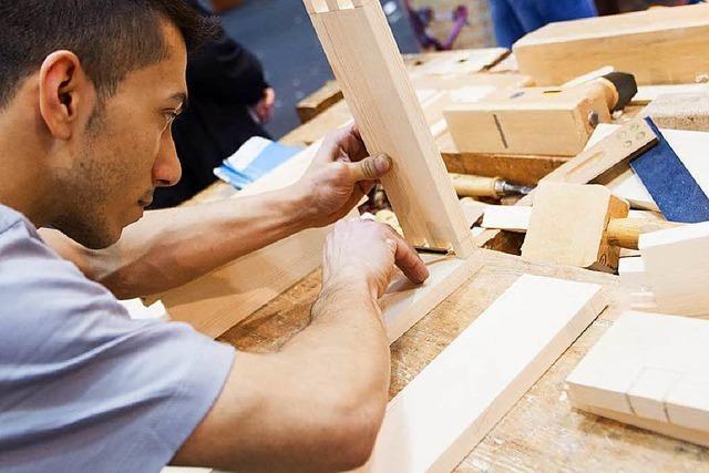 Lehrstellenmarkt: Bewerber haben in Südbaden die Wahl