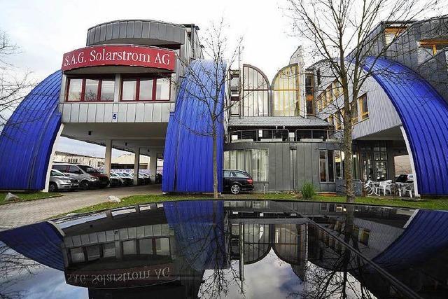 SAG Solarstrom: Vertriebschef geht – Chinesen zahlten 65 Millionen Euro