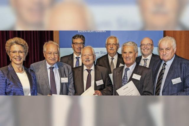 Homberg wird vom Städtetag geehrt